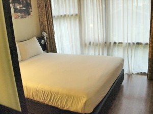 Citadines Sukhumvit 8 Bangkok bedroom