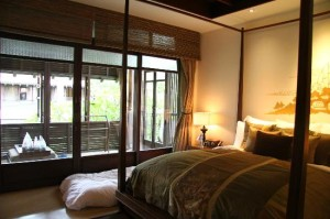 Le Meridien Koh Samui Resort & Spa bedroom
