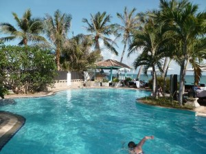 Rummana Boutique Resort swimming pool