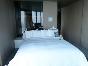 Sofitel So Bangkok big bed