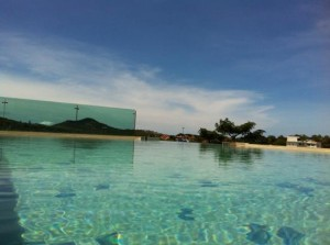 The Avenue Samui rooftop pool