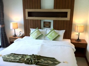 The Chambre Patong bed