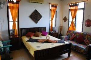 Varinda Garden Resort bedroom